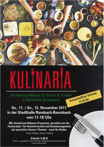 KULINARIA Poster